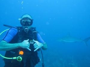 Underwater Luke