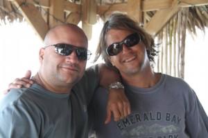 Bisch and John