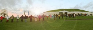 Soul Medicine Circle at wintersolstice.ie